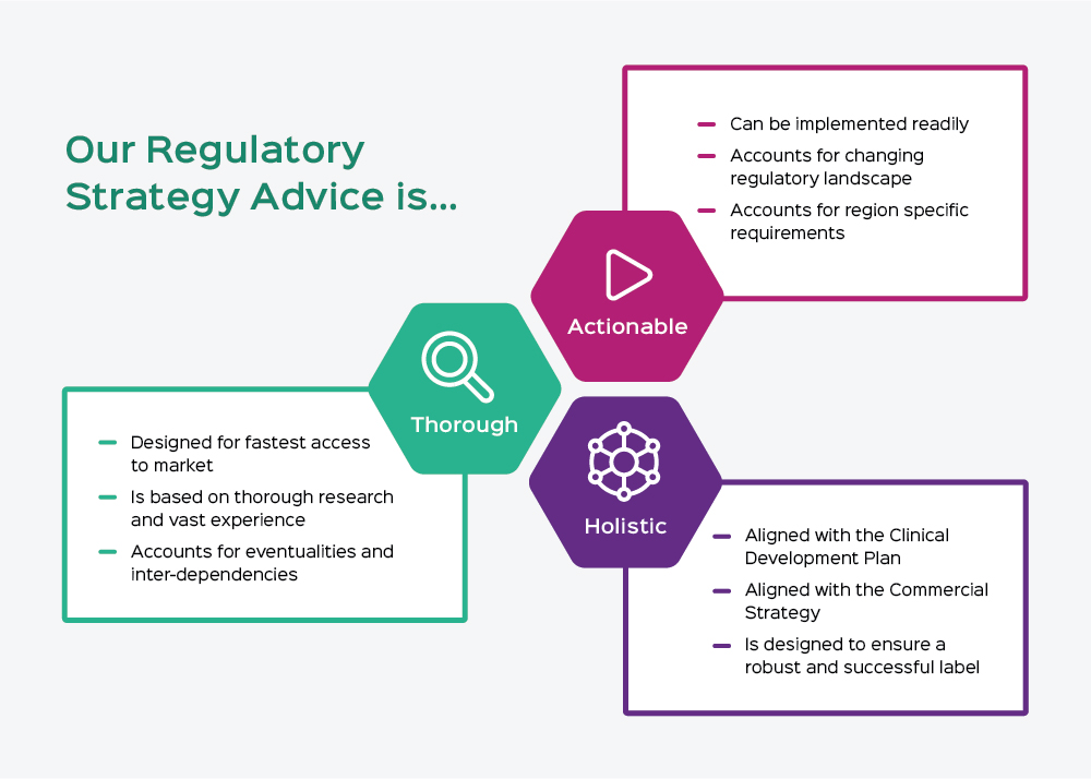 Pharmaceutical Regulatory Strategy from Kinapse