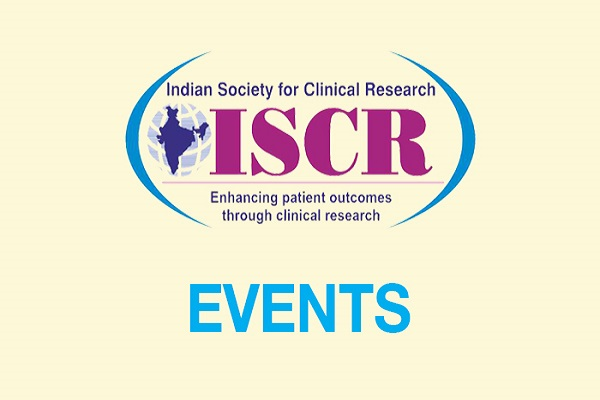 ISCR events