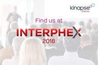 Kinapse events - Interphex 2018