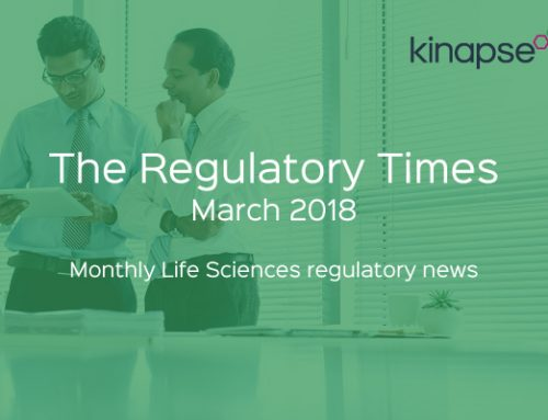 The Regulatory Times March 2018