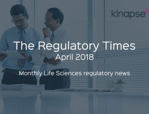 The Regulatory Times April 2018
