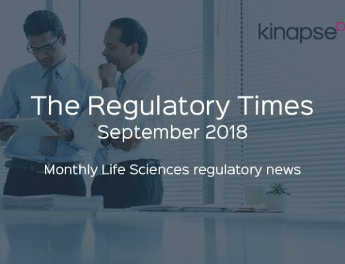 The Regulatory Times September 2018