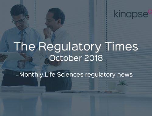 The Regulatory Times October 2018