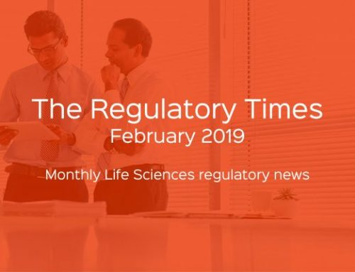 The Regulatory Times February 2019